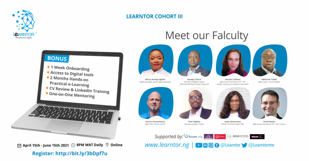 Get skilled in Agile, Scrum, Kanban, Business Analysis & Data Analytics + earn PSM I certification by Scrumorg!